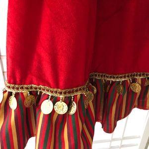 Costumes - Girls Esmeralda Gypsy dress costume